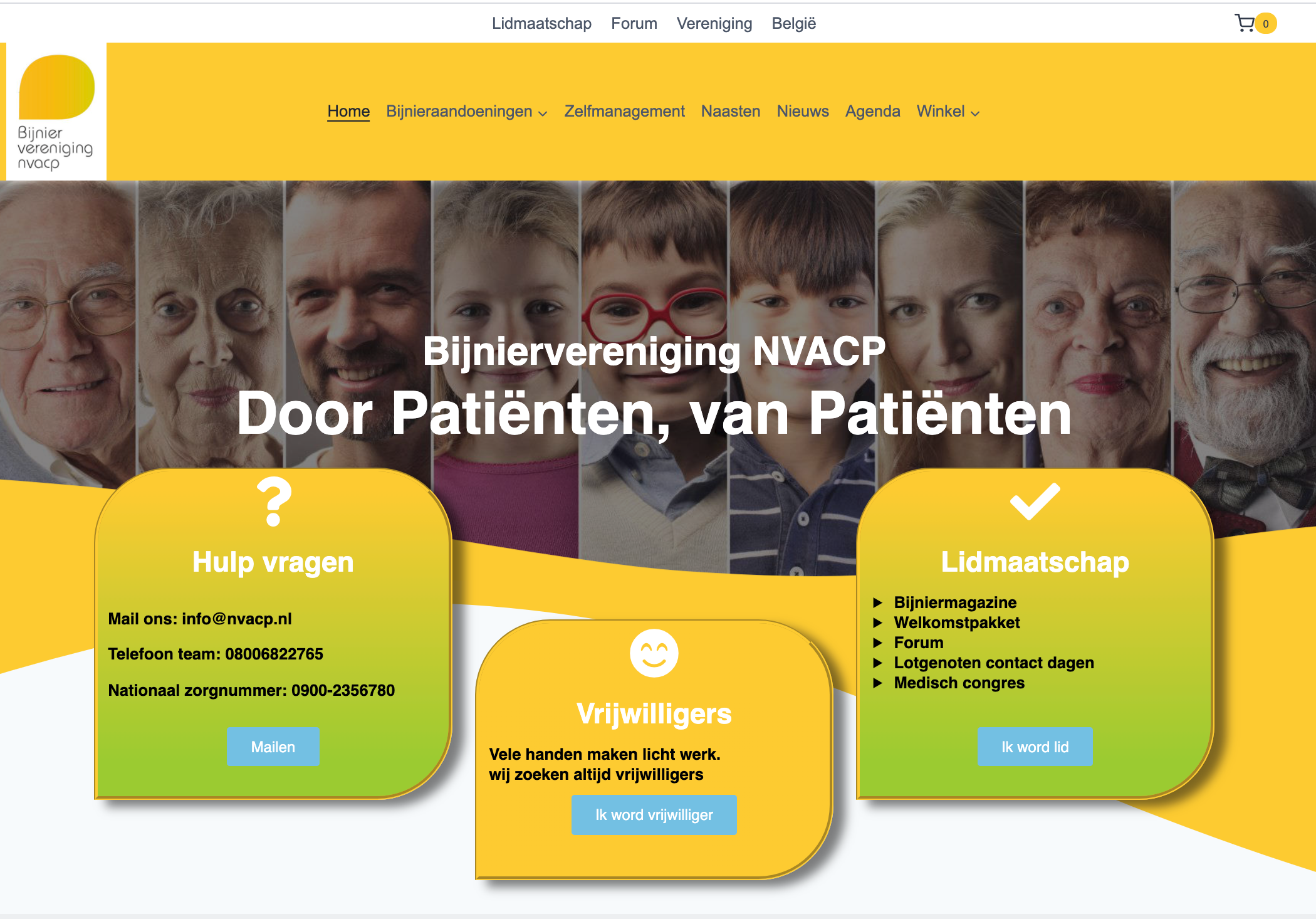 Dutch Adrenal Patient Society NVACP