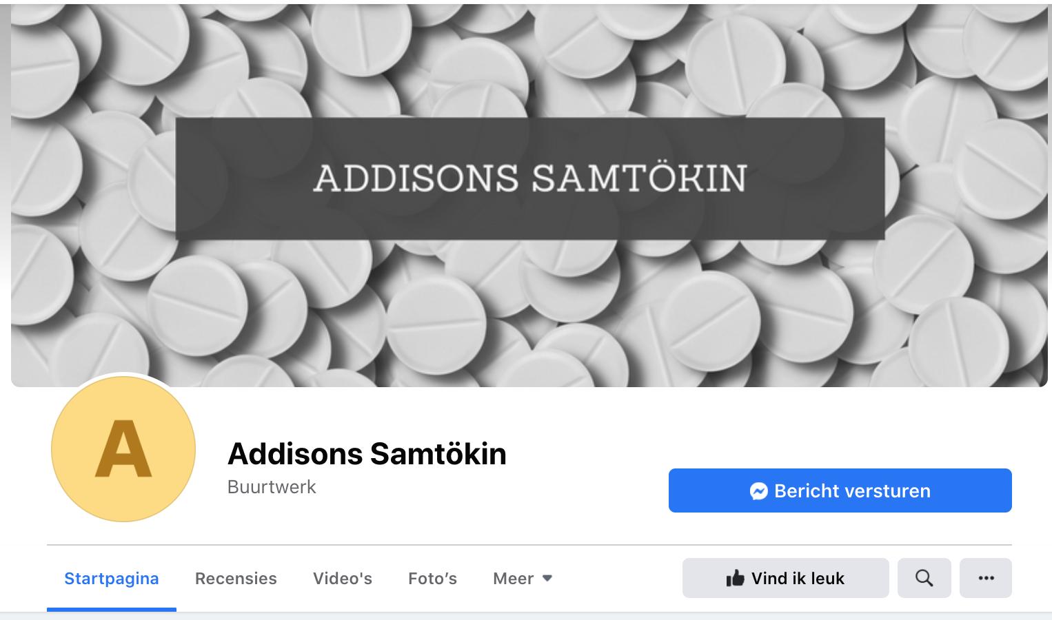 Addisons Samtökin